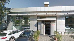 Concessionaria Audi a Lucca, Audi Center Terigi