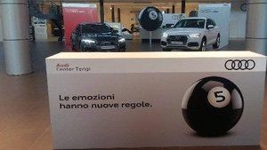 Concessionaria Audi a Pietrasanta in provincia di Lucca